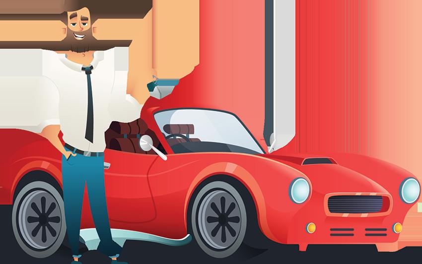 Louez la voiture que vous souhaitez