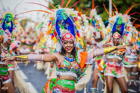Traditions et fêtes antillaise